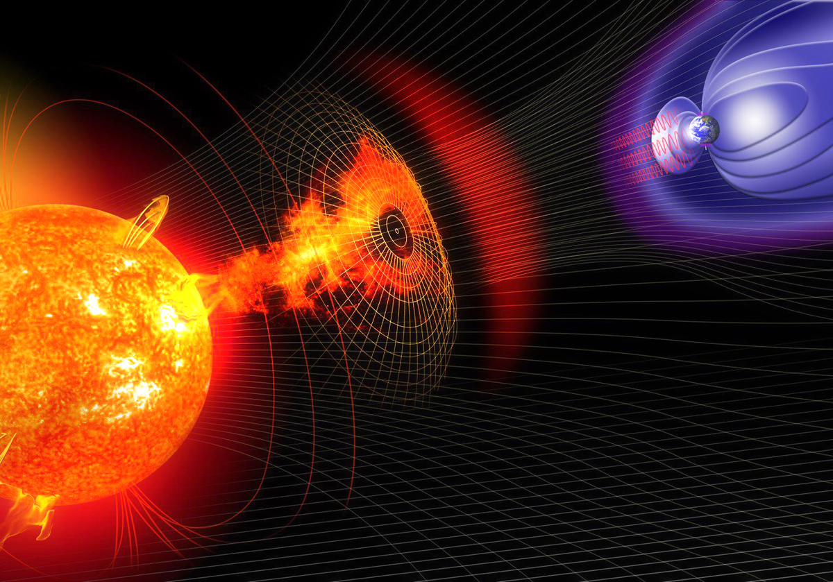 teotwawki: coronal mass ejection