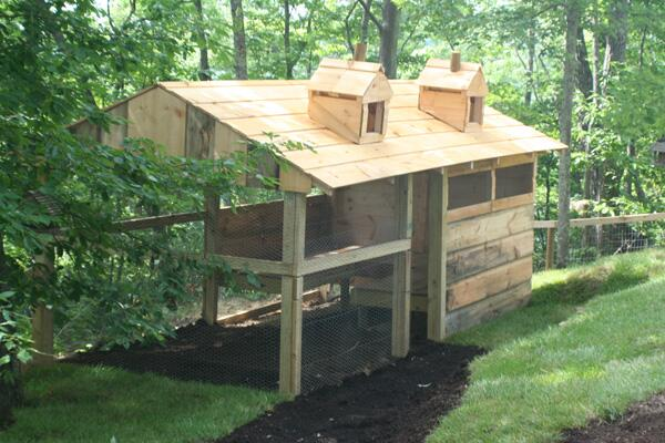 Freedom Preppers Duck House