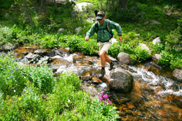 prepper fitness hiking
