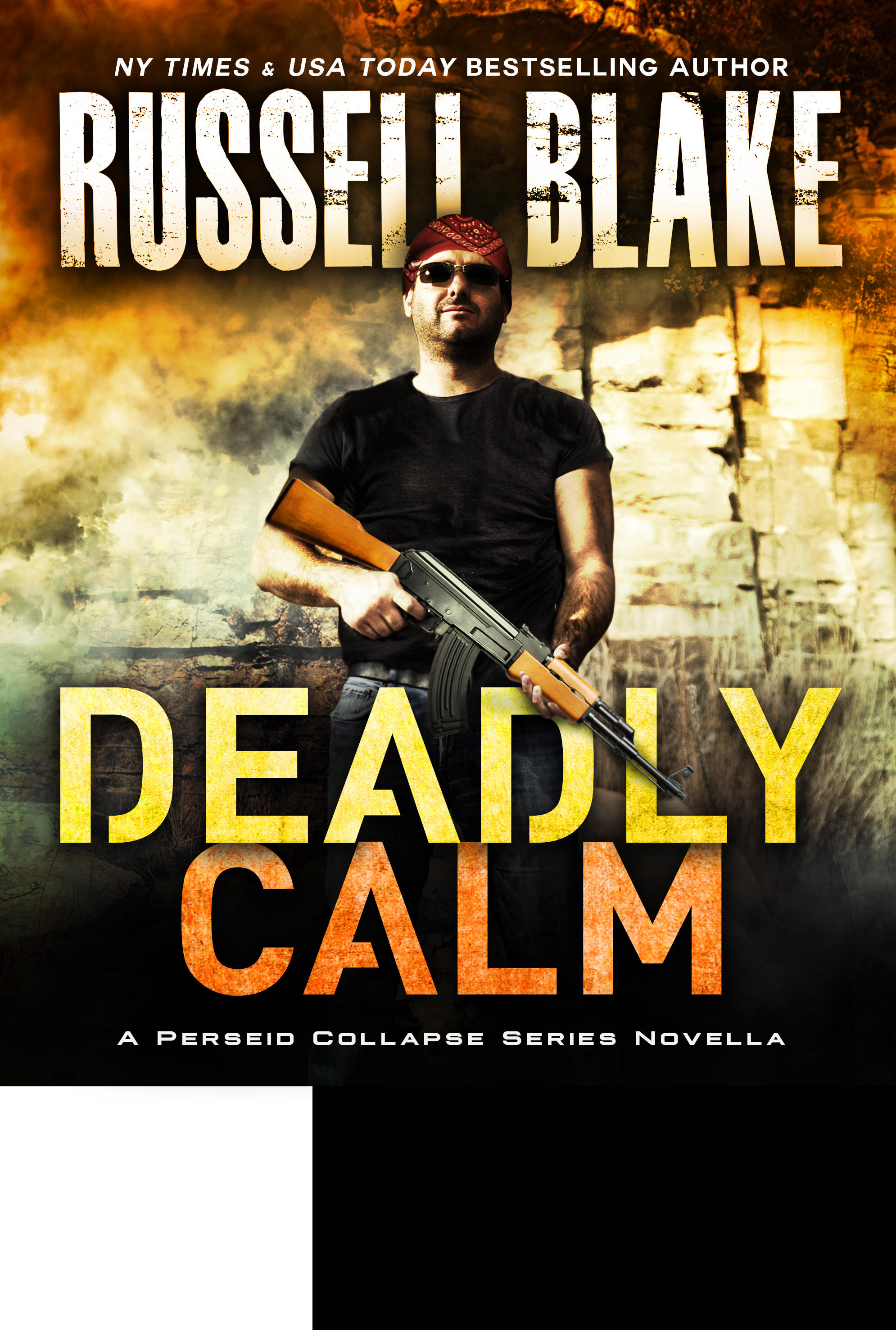 russell blake deadly calm