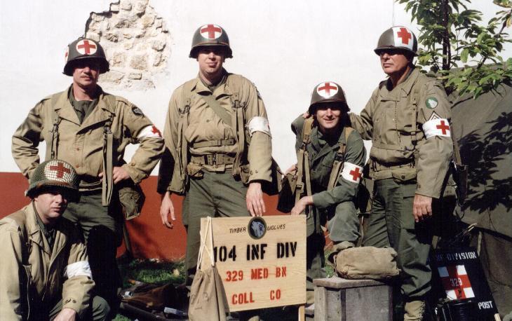 ww2 combat medics