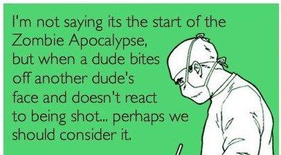 teotwawki: zombie apocalypse
